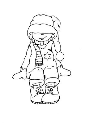nisse coloring pages - photo#1