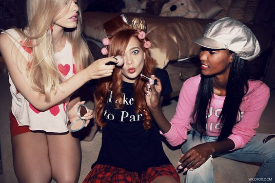 As If! Wildfox Like, Totally Channels Clueless for Spring Racked LA