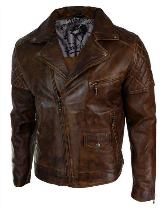 Fashion Jackets For Men Jackets Certainly Are A Vital Part Of Each And Every Man S Closet Distressed Leather Jacket Custom Leather Jackets Leather Jacket Men