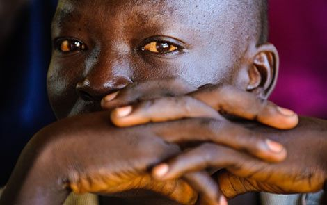 During the 20-year conflict in northern Uganda, the Lord's Resistance Army (LRA) abducted some 25,000 children. World Vision's Children of War Rehabilitation Center in Gulu, Uganda, receives and counsels former child soldiers. While the LRA no longer operates in northern Uganda, they continue to terrorize the people of the eastern Democratic Republic of Congo, South Sudan, and Central African Republic, where children are still at risk of being conscripted.