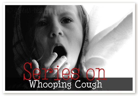 I share our family's experience with whooping cough, symptoms, natural remedies, and more...it's everything I learned when we were going through pertussis