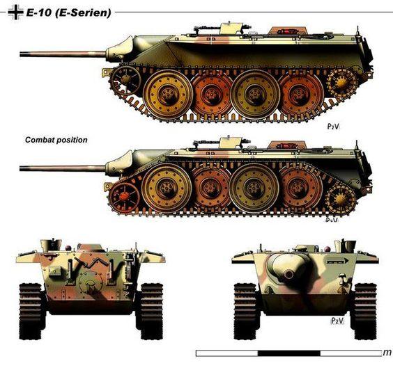 que diriez-vous d'un Jagdpanzer E-10 dans les branches !? 00b204155dfe7f9b54252b42cbc6243d