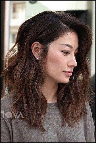 20 Einfache Aber Schicke Asiatische Frisuren Fur Moderne Und Modische Damen Trend Bob Frisuren 2019 Asiatische Frisuren Bob Frisur Kurzhaarfrisuren