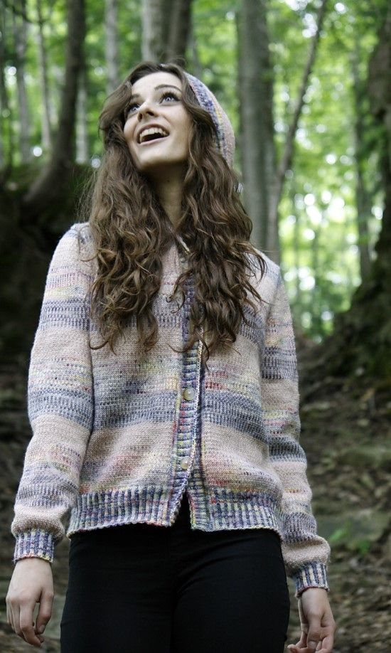 Ravelry: All time Hoodie pattern by Unjung Yun