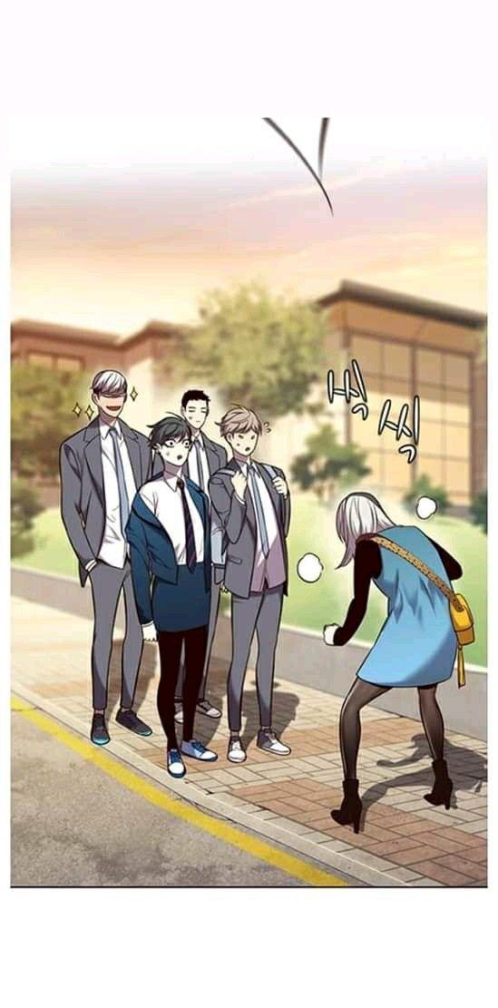 Eleceed Webtoon Jisuk Soobin Wooin Jiwoo Esuel Digital Art Anime Webtoon Manga Collection