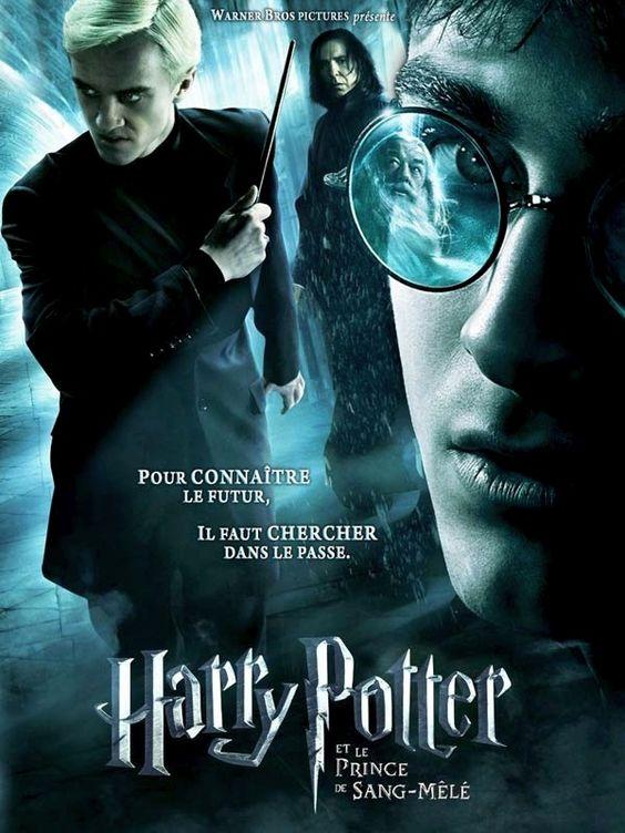 Harry Potter Et Le Prince De Sang Mele Ma Note 14 20 Harry Potter 6 Harry Potter Film Harry Potter