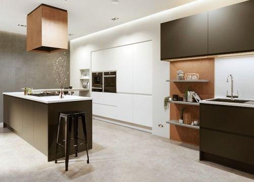 Mymodernhouse From Earthship Decorposted By My Modern Kitchen Design Kitchen Cabinet Design House Decor Modern