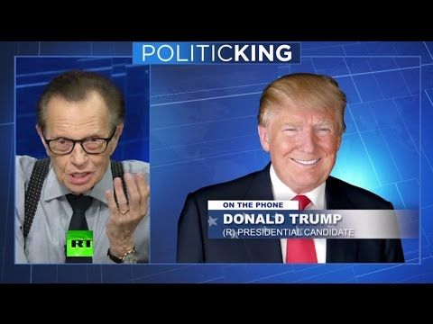 Trump Faces Backlash Over Larry King Interview on Russia-Backed TV Network - http://cybertimes.co.uk/2016/09/09/trump-faces-backlash-over-larry-king-interview-on-russia-backed-tv-network/