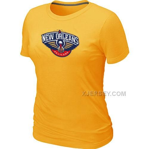 http://www.xjersey.com/new-orleans-pelicans-big-tall-primary-logo-yellow-womens-tshirt.html Only$27.00 NEW ORLEANS #PELICANS BIG & TALL PRIMARY LOGO YELLOW WOMEN'S T-SHIRT #Free #Shipping!