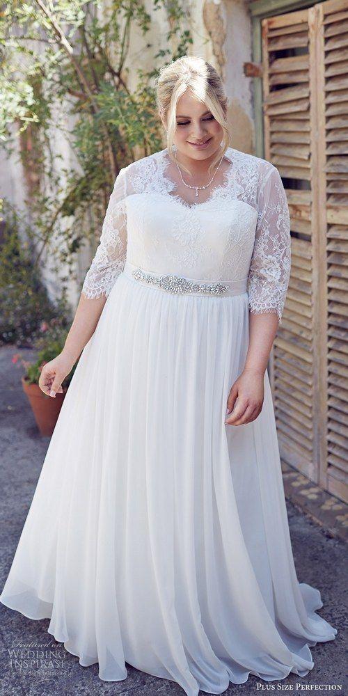 30 Dynamic Plus Size Wedding Dresses Best Wedding Dresses For Plus Size Brides Plus Size Wedding Gowns Wedding Dresses Plus Size Wedding Dress Inspiration