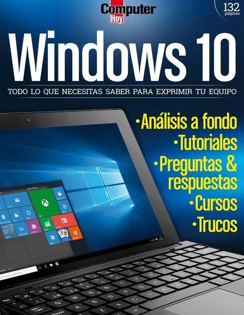Computer Hoy Extra Windows 10 Descargar Revista Pdf