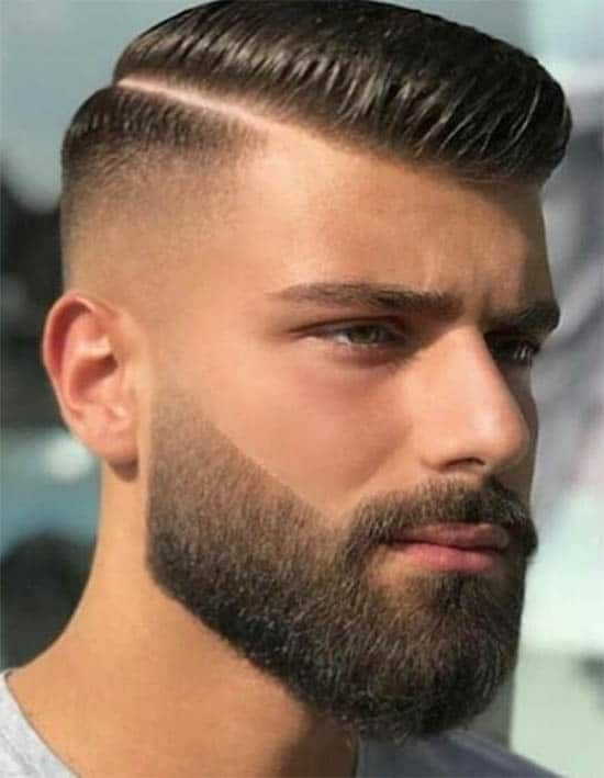Top 36 Trending And Most Stylish Faux Hawk Haircuts Of 2019 Beard Styles Haircuts Beard Haircut Hair And Beard Styles