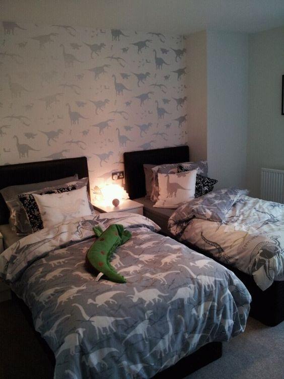 dinosaur themed bedroom room ideas