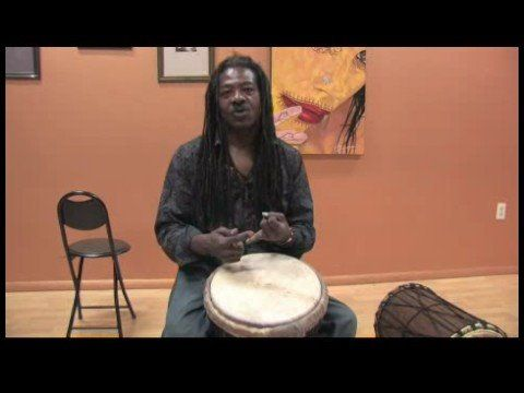 djembe drum how to play