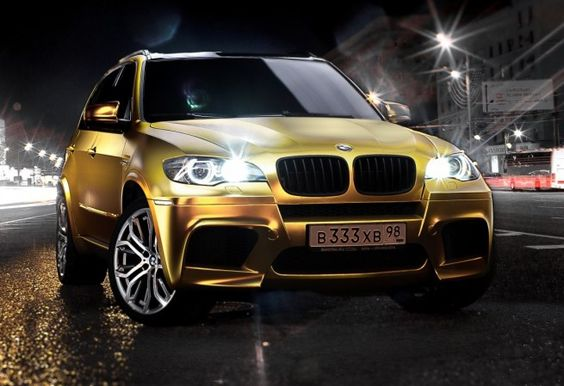 Gold BMW X5 #Selection #By #Goldaia