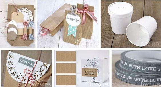 Liebevoll verschickt – Schöne Verpackungen für Eure Produkte | DaWanda Blog