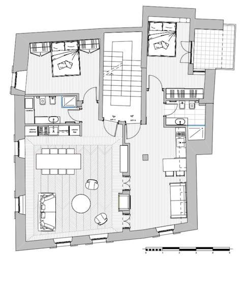 Ristrutturazione E Interior Design Casa Moderna 100 Mq A Perugia