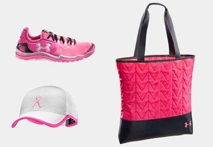Power in Pink en accesorios - 9 (© Under Armour)