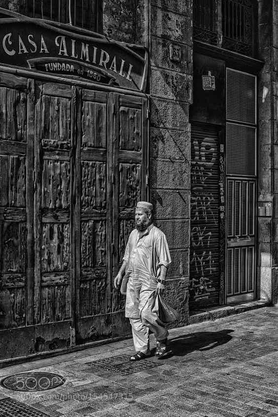 Barcelona by LBXU