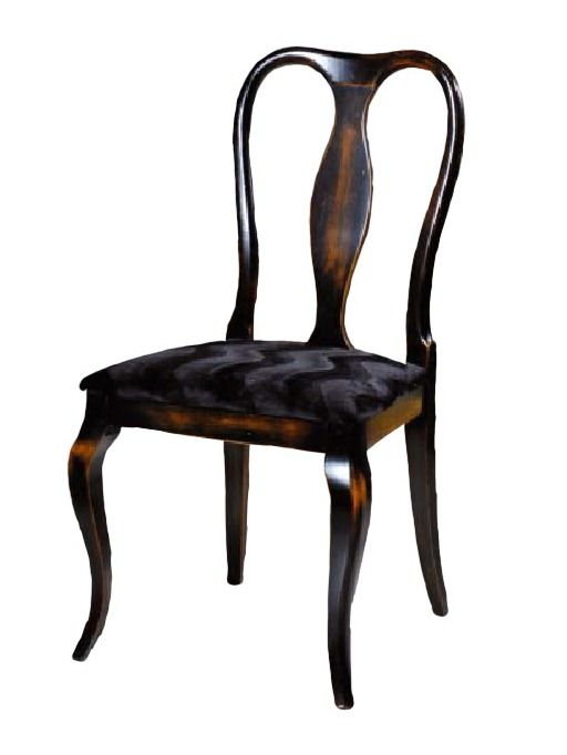 Queen anne chairs and contemporary style on pinterest for Modern queen anne furniture
