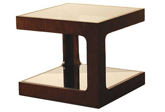 Meaze Table, Espresso