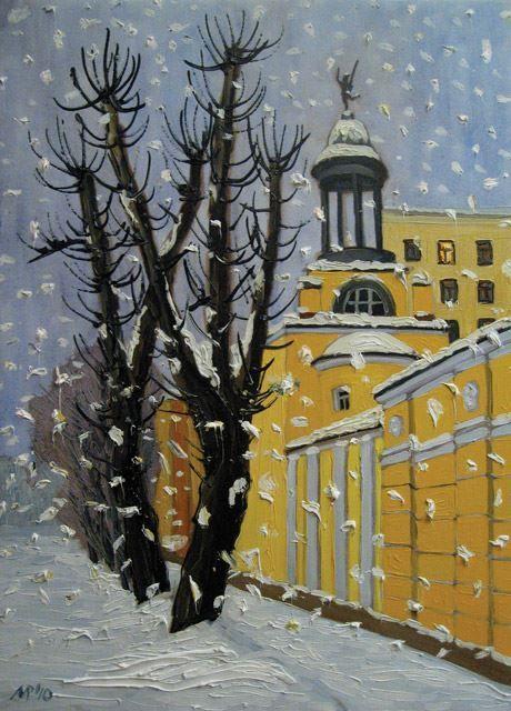 'Snowfall', Ruben Monakhov