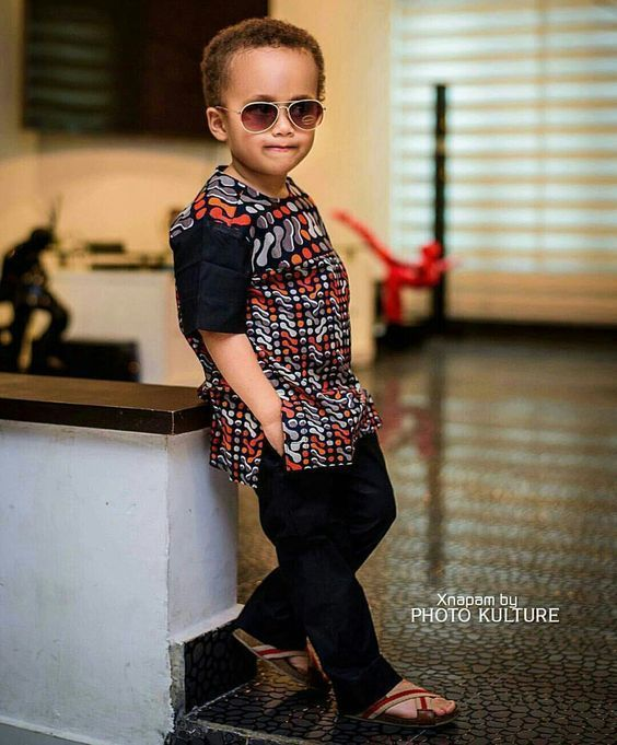 Native style for male Kids 2021