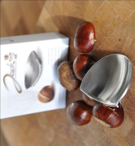 Maronenritzer Jack Gegrillte Maronen - Esskastanien vom Grill-gegrillte maronen-GegrillteMaronen01
