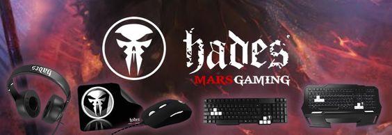 Mars Gaming Hades, el dios del inframundo dominará el juego
