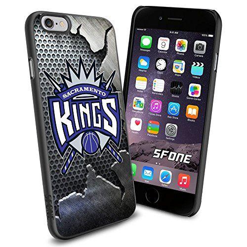 Sacramento Kings Logo NBA Logo Hit Skin Case Rubber Iphone6 Case Cover WorldPhoneCase http://www.amazon.com/dp/B00VOZ3D3Q/ref=cm_sw_r_pi_dp_AMU3vb02SCABC