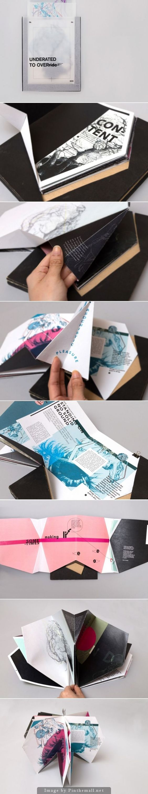 Awesome and interesting print layout