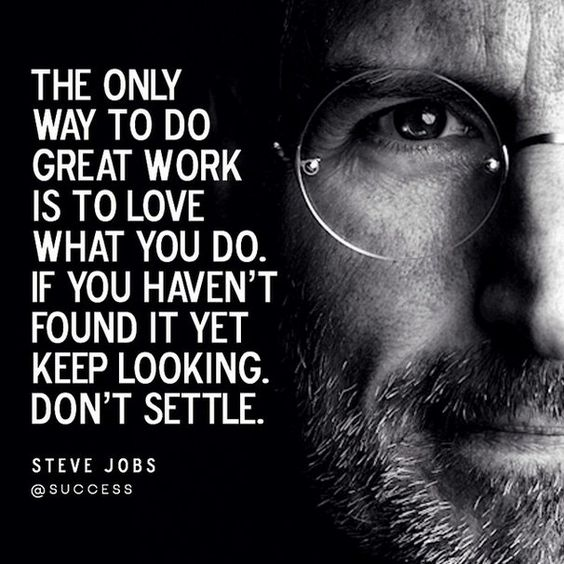 Inspiring: Steve Jobs inspired people to re-envision the way they look at technology and its uses.