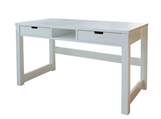 Das Schreibtisch System von Bopita bietet die Möglichkeit sich seinen Schreibtisch selbst zusammenzustellen. Von klein bis ganz groß mit passendem Zubehör. E