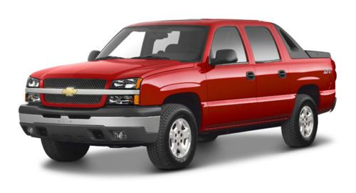 Chevrolet Avalanche 2002 2003 2004 2005 2006 Body Repair Manual With Images Chevy Avalanche Chevrolet Car Repair Service