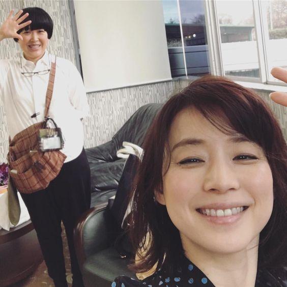 本当に笑顔が素敵な石田ゆり子