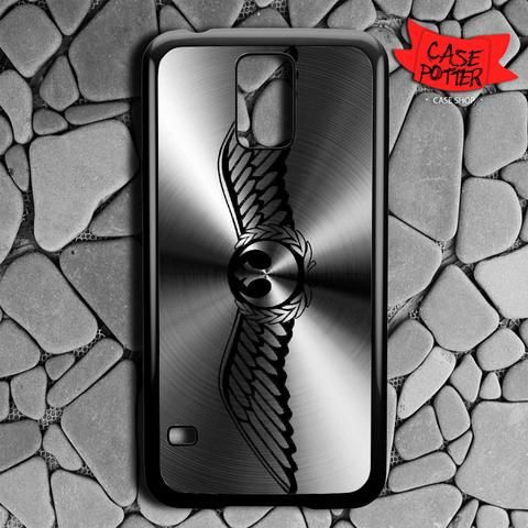 Rebel Alliance Wings Samsung Galaxy S5 Black Case