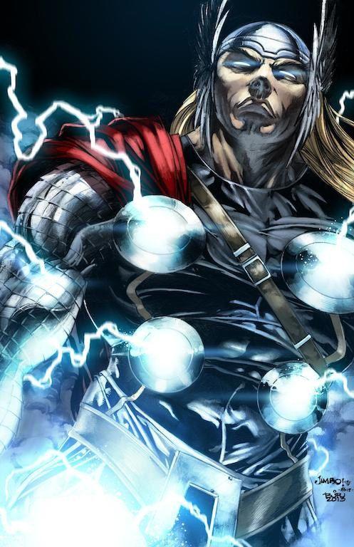 Group of Thor Marvel Comics 4514659