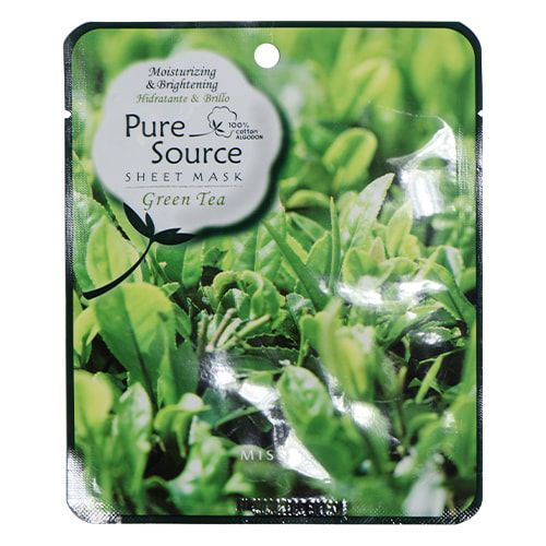 MISSHA Green Tea Pure Source Sheet Mask