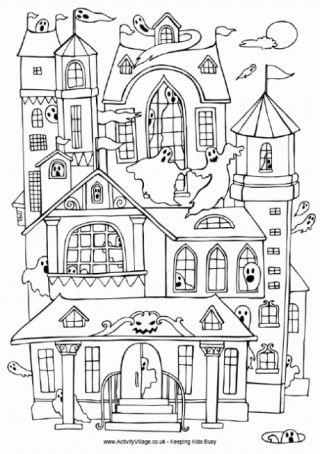 Disney, Mansions and Haunted houses on Pinterest - Dessiner Maison En 3d