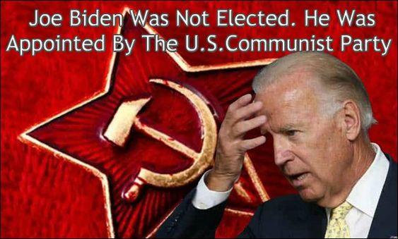 Joe Biden Communist
