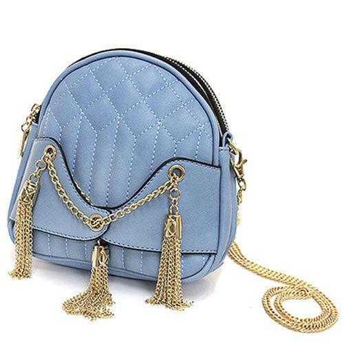 Tassel Chain Fashion Mini Bags
