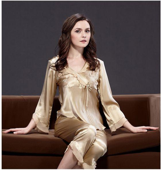 silk robes cheap silk robes silk sleepwear for women https://www ...