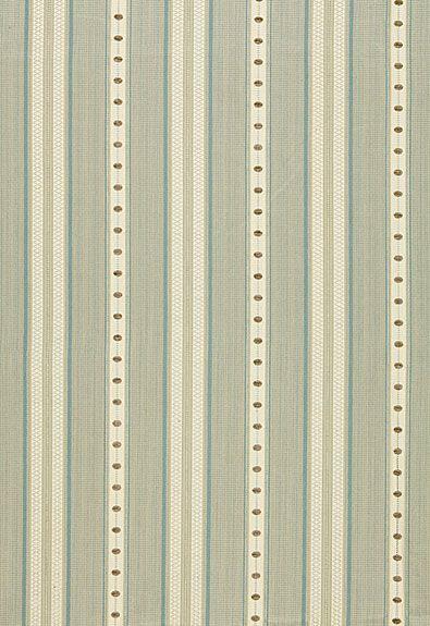 Francesca Stripe (Moonstone) Schumacher Fabric