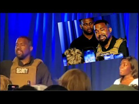 Kanye West First Presidential Campaign Rally Speech Extended Highlights He Cries Youtube In 2020 Campaign Rally Presidential Campaign Cry Youtube