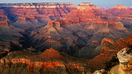Grand Canyon, Arizona....would like to do the hike some day!