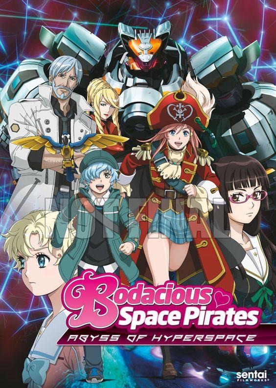 Space pirate sara смотреть