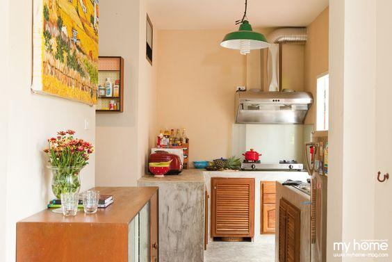 10 ห้องครัวอบอวลกลิ่นรัก...ใครเห็นก็เลิฟ! - myhome
