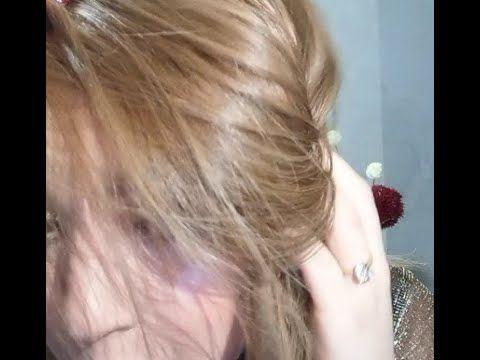 صبغ الشعر أشقر في البيت بطريقة احترافية مع حيل للتخلص من الألوان المزعجة Youtube