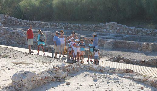 Passatempo: Ganhe visitas guiadas às Ruínas Romanas de Tróia | Estrelas & Ouriços