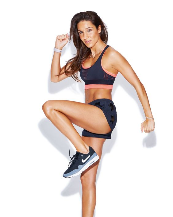 KAYLA ITSINES  - sexiest fitness woman